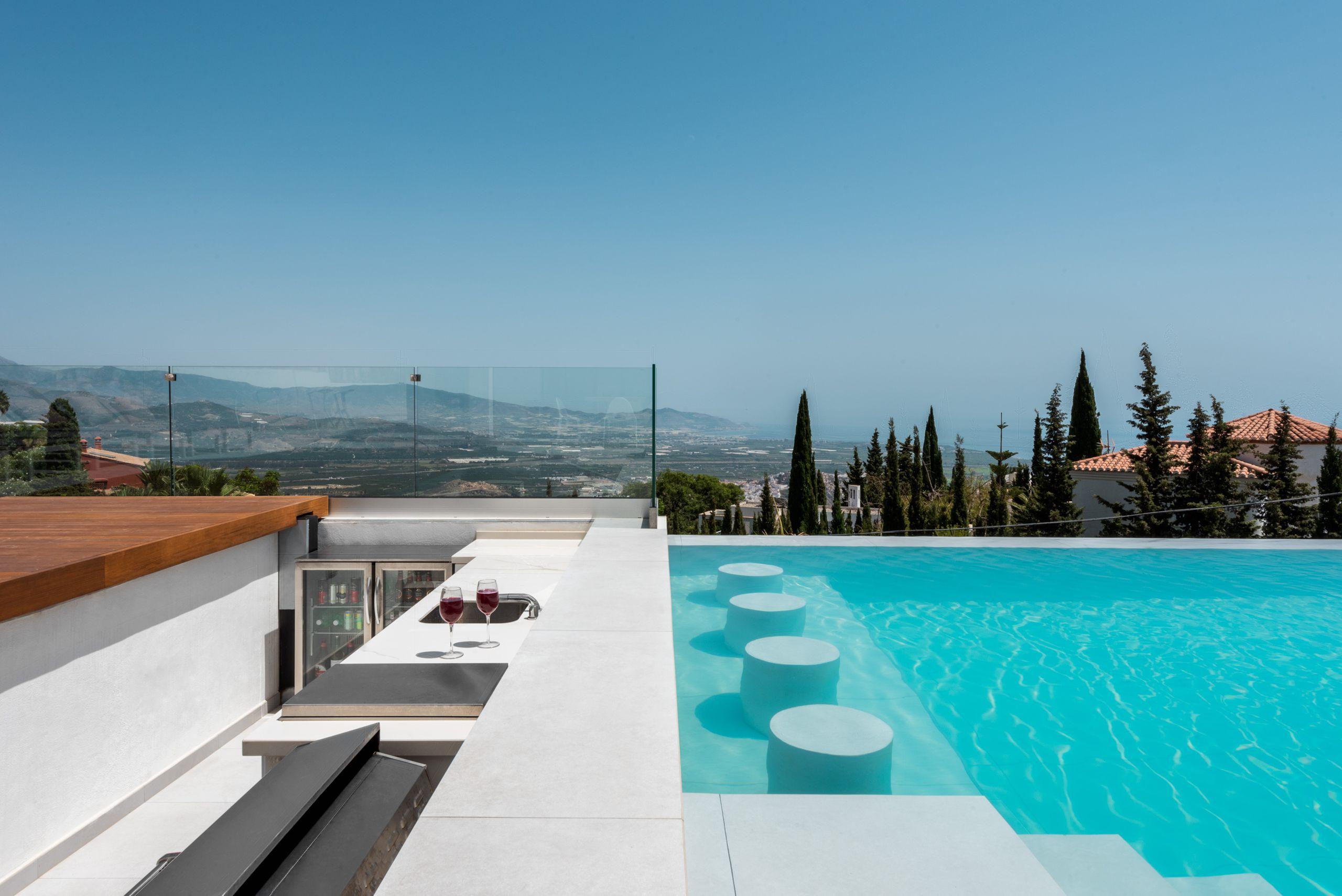 Villa Oro barbacoa y piscina