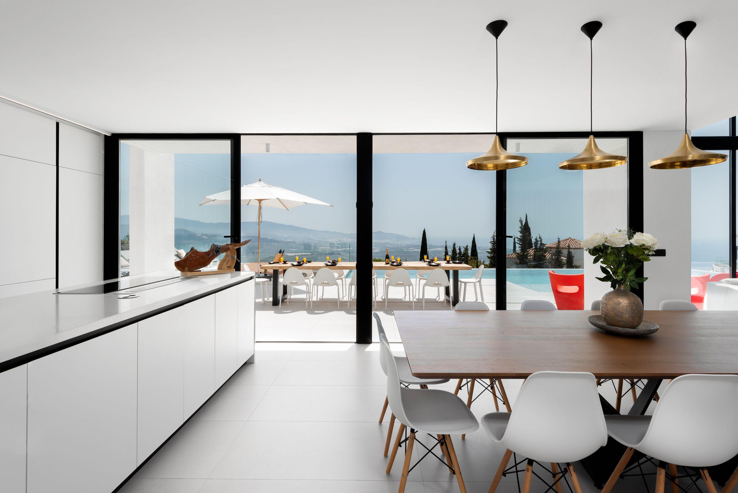 Villa Oro cocina