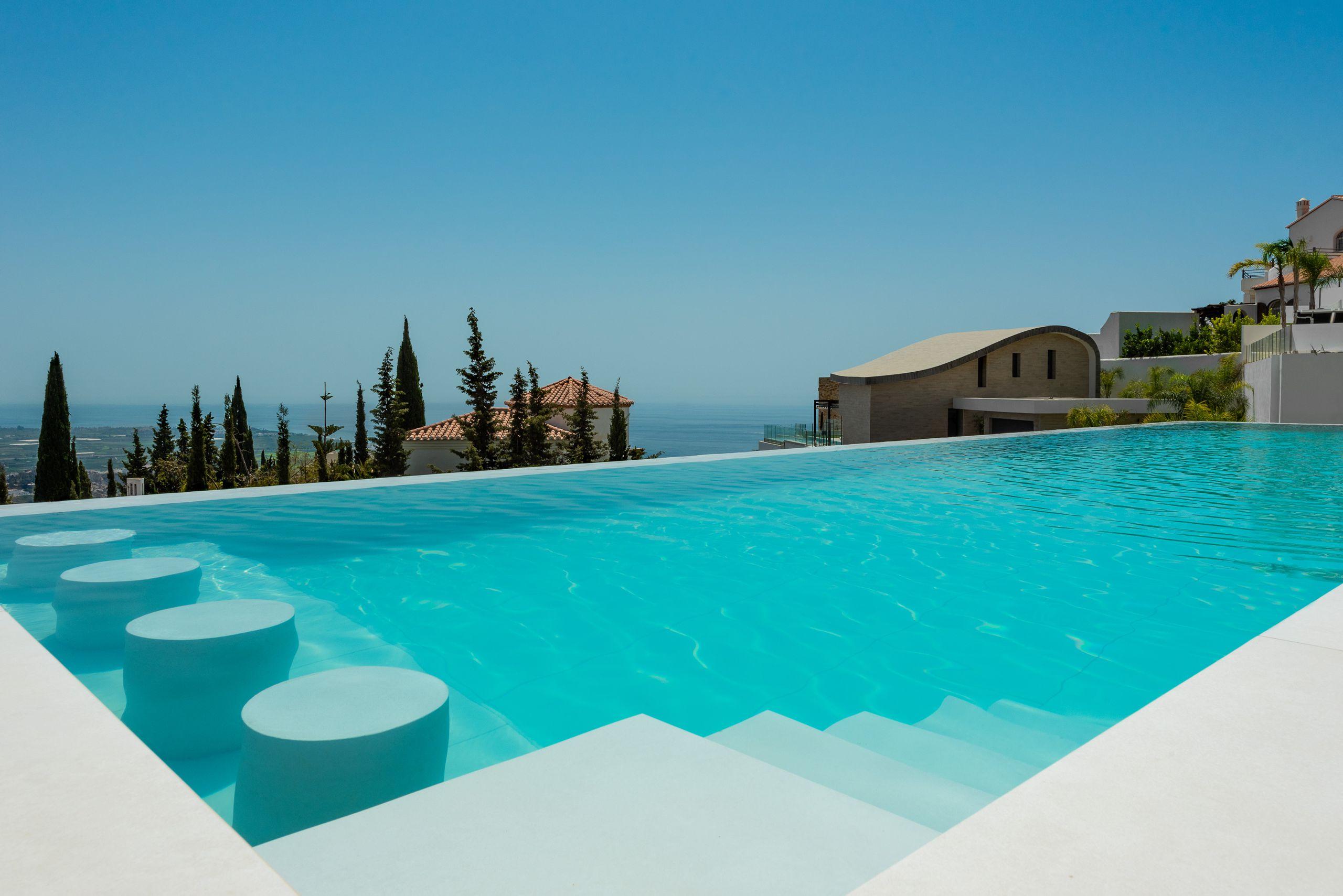 Villa Oro piscina